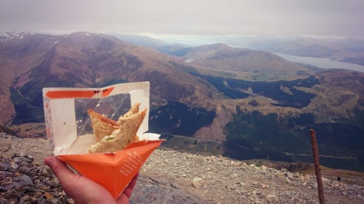 lunchtime-on-ben-nevis