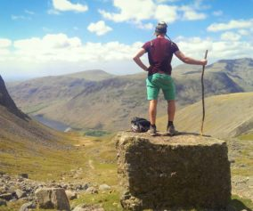 posing-on-scafell-pike