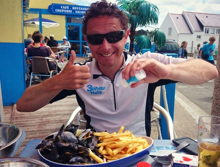 moules frites in mon repos